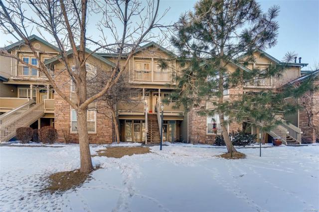 2812 W Centennial Drive G, Littleton, CO 80123 (#3815804) :: Wisdom Real Estate