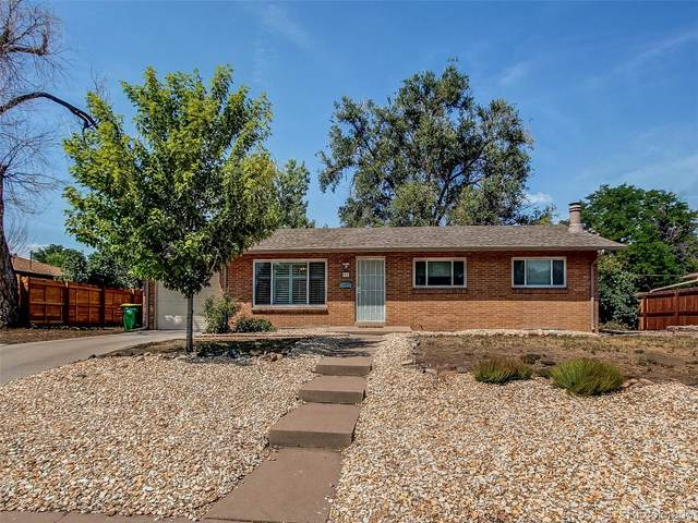 85 S Dudley Street, Lakewood, CO 80226 (#3815874) :: The DeGrood Team
