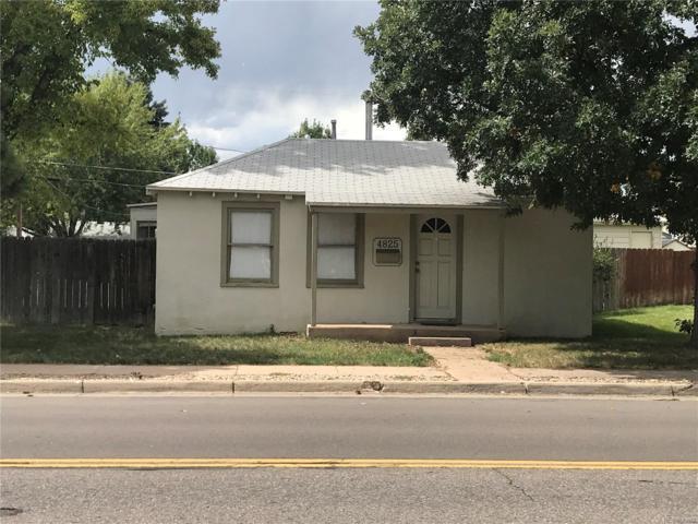 4825 S Logan Street, Englewood, CO 80113 (MLS #3815965) :: 8z Real Estate