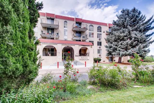 7801 W 35th Avenue #8, Wheat Ridge, CO 80033 (MLS #3816058) :: Colorado Real Estate : The Space Agency