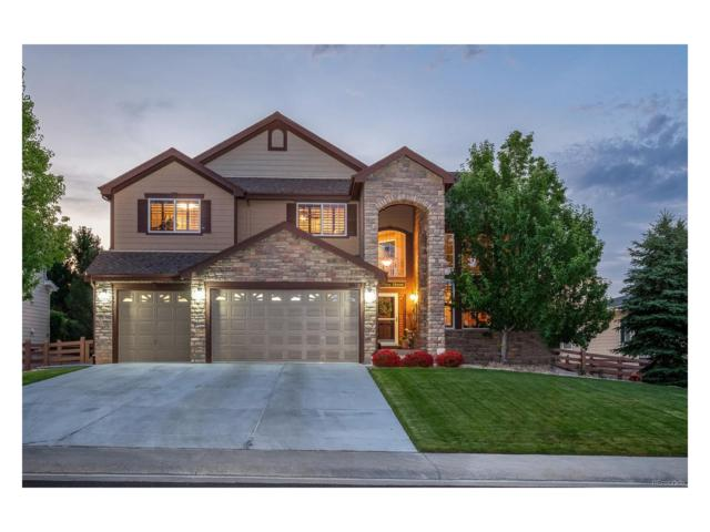 4873 Wagontrail Court, Parker, CO 80134 (MLS #3816100) :: 8z Real Estate