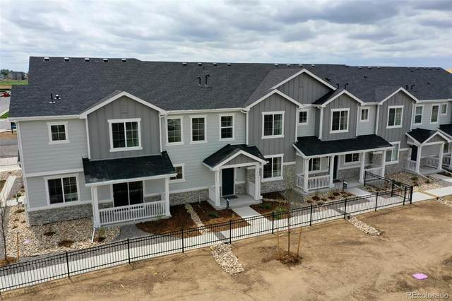 16563 E 119th Way C, Commerce City, CO 80022 (MLS #3816174) :: Bliss Realty Group