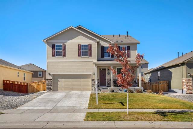 527 Hermosa Street, Lochbuie, CO 80603 (#3816308) :: James Crocker Team