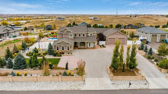 10950 E 151st Place, Brighton, CO 80602 (#3816526) :: Kimberly Austin Properties