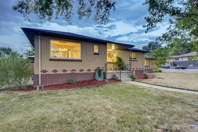 4590 S Galapago Street, Englewood, CO 80110 (#3817036) :: The Heyl Group at Keller Williams