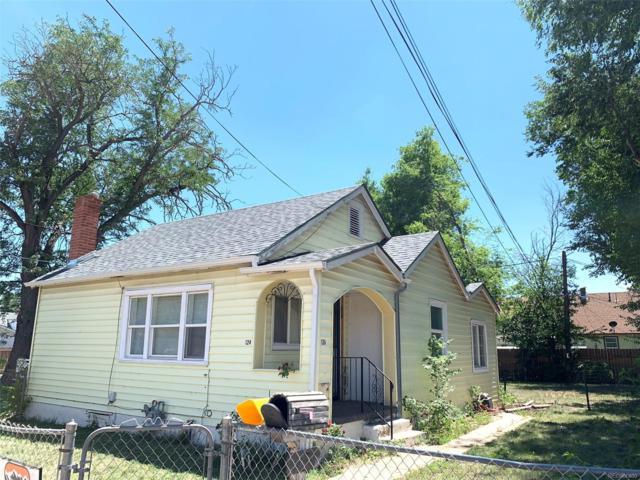 124 Tyler St Street, Pueblo, CO 81004 (MLS #3817099) :: 8z Real Estate
