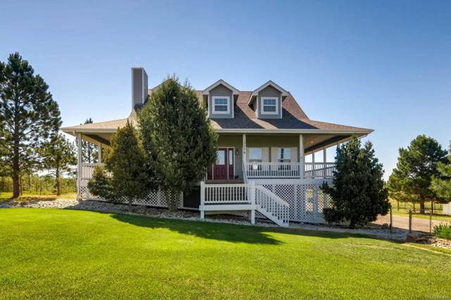 12776 Roundup Road, Parker, CO 80138 (#3817182) :: HomeSmart Realty Group