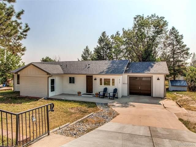 824 Paddock Street, Elizabeth, CO 80107 (#3817505) :: Symbio Denver