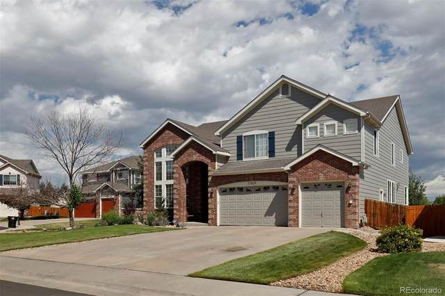 17429 E Cloudberry Drive, Parker, CO 80134 (#3817810) :: The DeGrood Team