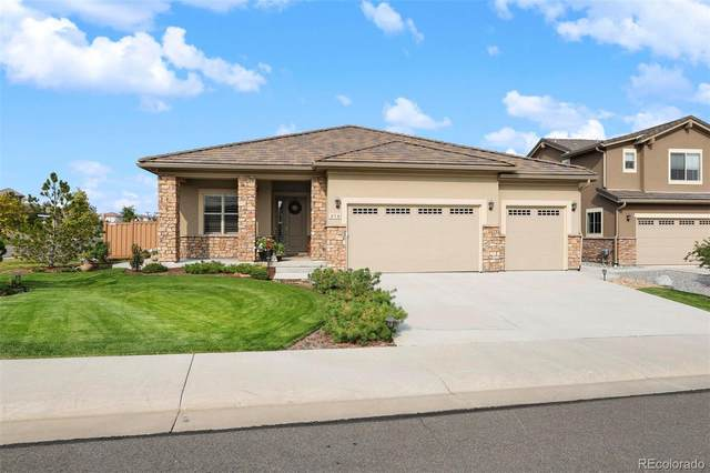 379 Andromeda Lane, Castle Rock, CO 80108 (#3818067) :: The Gilbert Group
