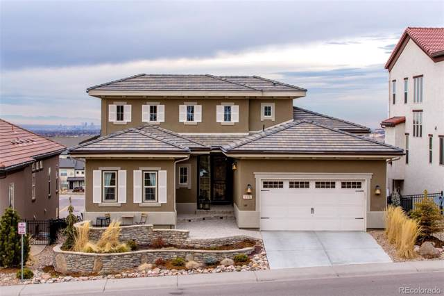10461 Montecito Drive, Lone Tree, CO 80124 (#3818309) :: HomeSmart Realty Group