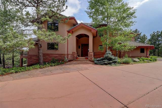 3655 Sunshine Canyon Drive, Boulder, CO 80302 (#3818407) :: Mile High Luxury Real Estate