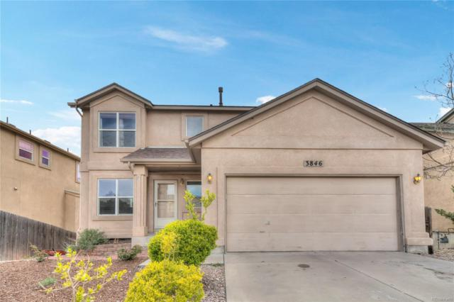 3846 Pronghorn Meadows Circle, Colorado Springs, CO 80922 (#3818673) :: The City and Mountains Group