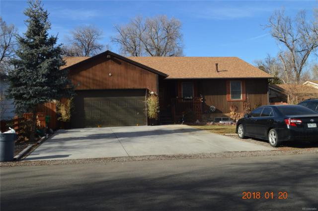 1251 Brentwood Street, Lakewood, CO 80214 (#3819344) :: The Pete Cook Home Group