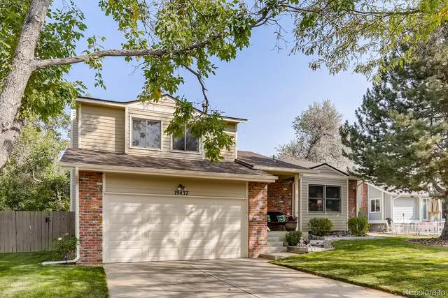 19437 E Greenwood Place, Aurora, CO 80013 (#3819482) :: My Home Team