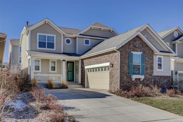8407 Violet Court, Arvada, CO 80007 (#3820006) :: House Hunters Colorado