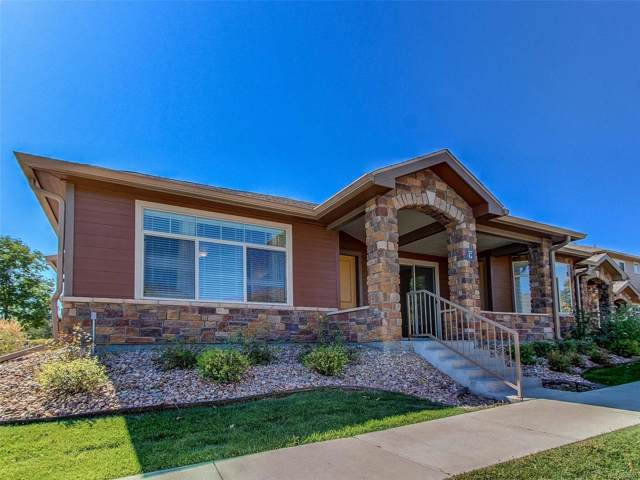8539 Gold Peak Drive G, Highlands Ranch, CO 80130 (#3820159) :: The Galo Garrido Group