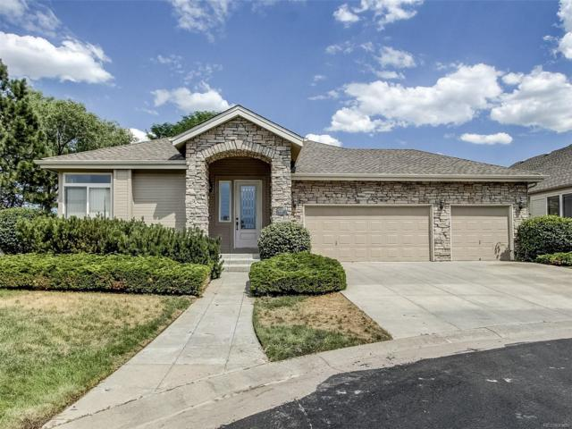 618 Fareham Court, Castle Rock, CO 80104 (MLS #3820363) :: 8z Real Estate