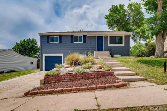 4114 Tennyson Avenue, Colorado Springs, CO 80910 (#3820701) :: The Griffith Home Team
