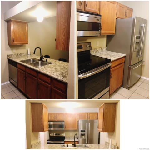16051 E Alaska Place #13, Aurora, CO 80017 (#3820733) :: Mile High Luxury Real Estate