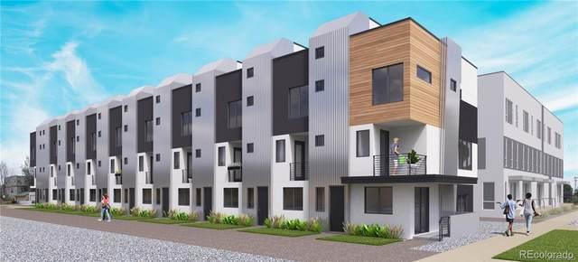 3245 W 17th Avenue #2, Denver, CO 80204 (MLS #3821023) :: 8z Real Estate