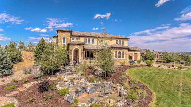 4783 Bandera Place, Parker, CO 80134 (#3821102) :: My Home Team