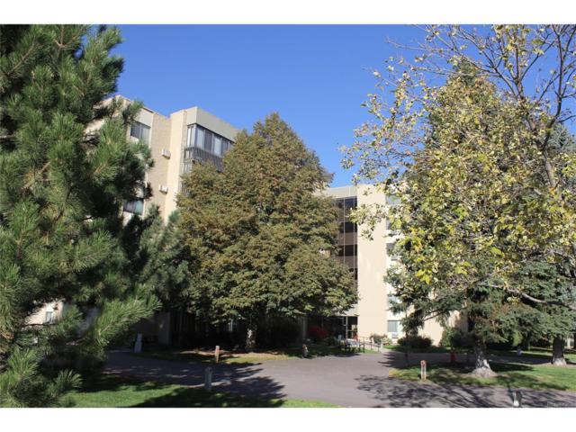 13661 E Marina Drive #204, Aurora, CO 80014 (MLS #3821230) :: 8z Real Estate