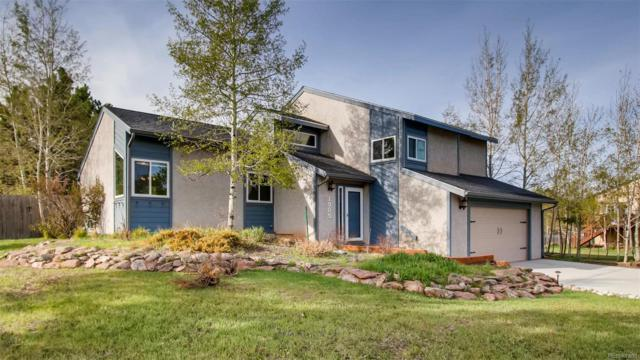 1905 Valley View Drive, Woodland Park, CO 80863 (#3821929) :: House Hunters Colorado