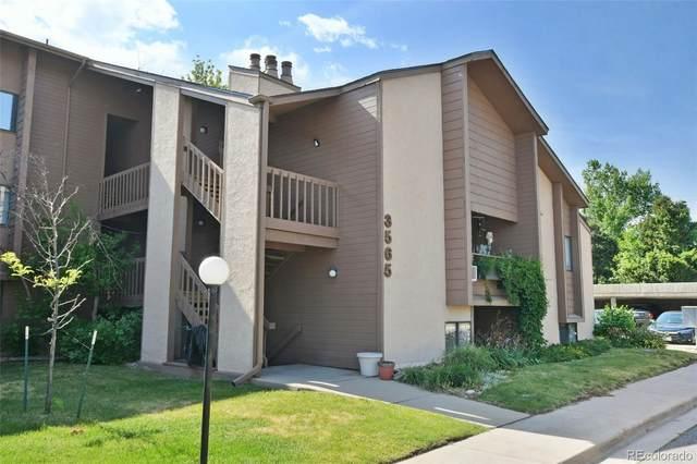 3565 28th Street #305, Boulder, CO 80301 (MLS #3822154) :: 8z Real Estate