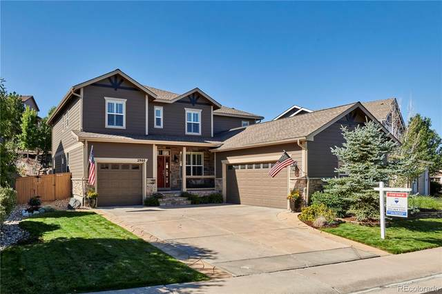 2960 Danbury Avenue, Highlands Ranch, CO 80126 (#3822610) :: Kimberly Austin Properties
