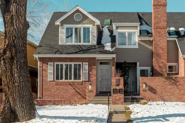 433 Garfield Street, Denver, CO 80206 (#3822708) :: Bring Home Denver