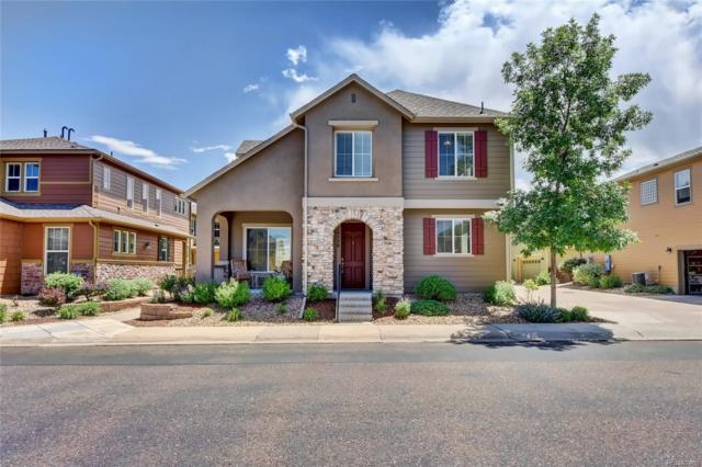 10550 Ashfield Street, Highlands Ranch, CO 80126 (#3822819) :: The HomeSmiths Team - Keller Williams