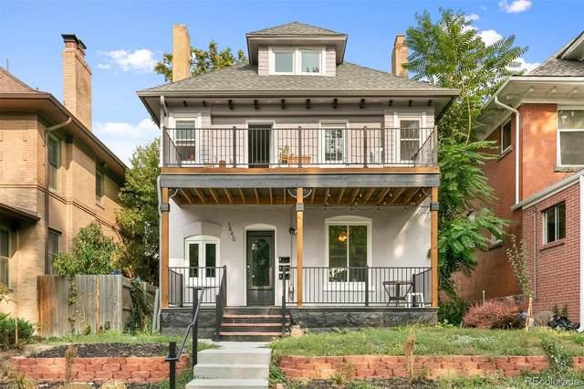 1440 Columbine Street, Denver, CO 80206 (MLS #3823550) :: Keller Williams Realty