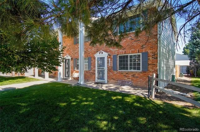 14099 E Jewell Avenue, Aurora, CO 80012 (MLS #3823941) :: 8z Real Estate
