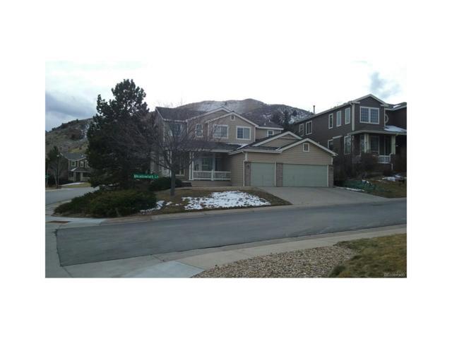 1527 Meadowlark Lane, Golden, CO 80403 (MLS #3824372) :: 8z Real Estate