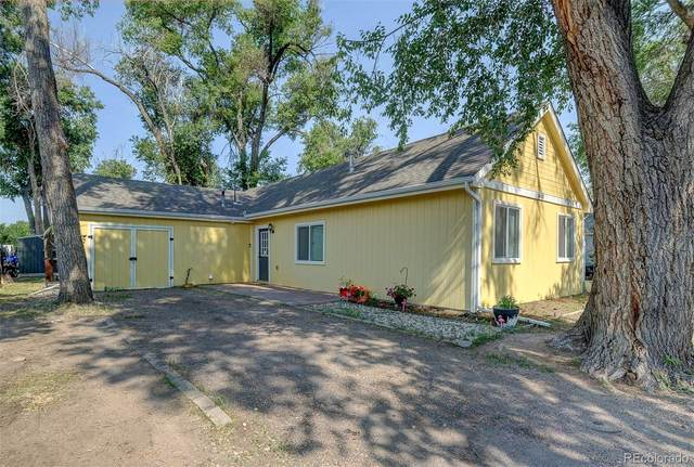 3807 Central Street, Evans, CO 80620 (#3824577) :: Mile High Luxury Real Estate