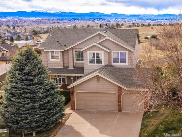 20327 Vista Circle, Parker, CO 80138 (#3825056) :: Keller Williams Action Realty LLC