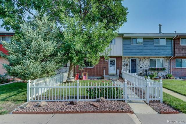 6385 W Mississippi Place, Lakewood, CO 80232 (MLS #3825081) :: 8z Real Estate