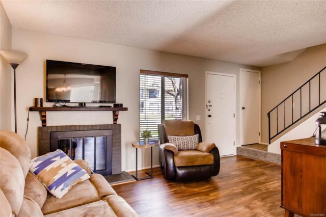 3665 S Kittredge Street B, Aurora, CO 80013 (#3825085) :: The Peak Properties Group