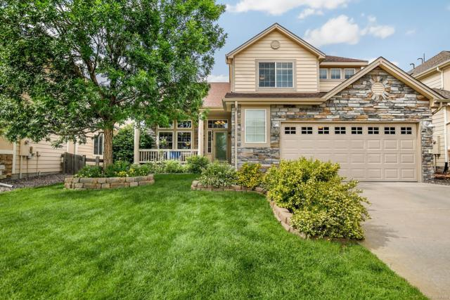 23876 E Willowbrook Avenue, Parker, CO 80138 (#3825306) :: The DeGrood Team