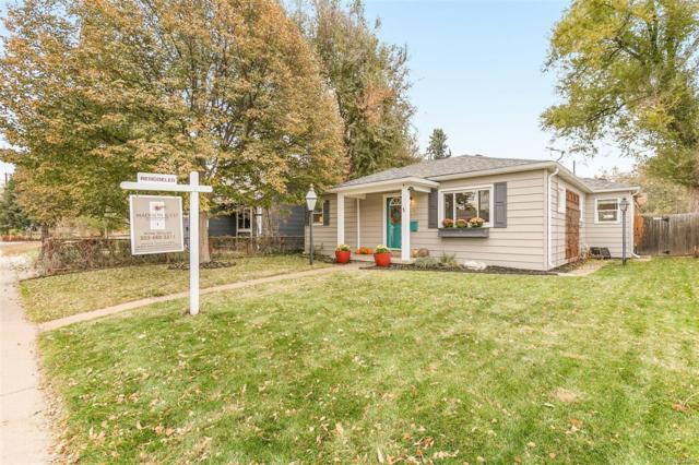 4216 S Sherman Street, Englewood, CO 80113 (#3825310) :: Sellstate Realty Pros