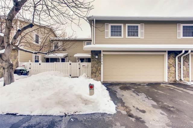 3236 S Heather Gardens Way, Aurora, CO 80014 (#3825448) :: Berkshire Hathaway Elevated Living Real Estate
