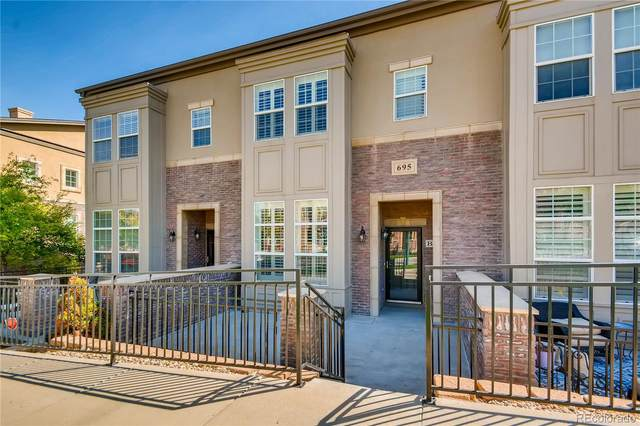 695 Bristle Pine Circle B, Highlands Ranch, CO 80129 (#3825696) :: Chateaux Realty Group