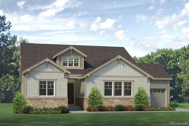 2645 Cutter Drive, Severance, CO 80524 (#3825810) :: The Griffith Home Team