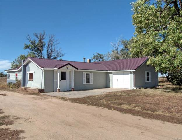 9343 County Road 149 Road, Matheson, CO 80830 (MLS #3826331) :: 8z Real Estate