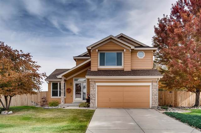 12528 W Aqueduct Drive, Littleton, CO 80127 (MLS #3826554) :: 8z Real Estate