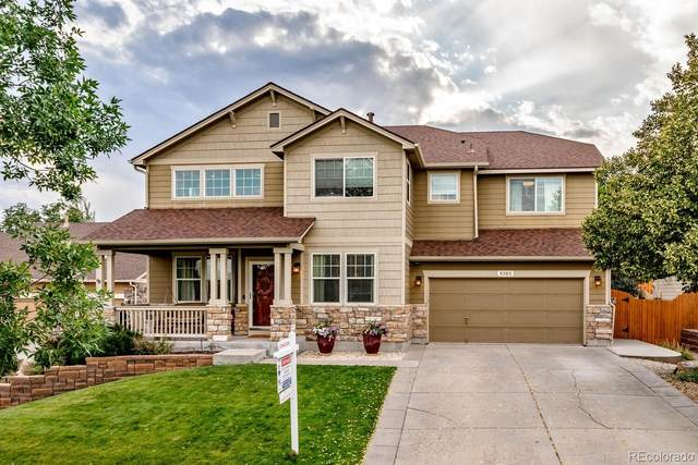 5383 Parfet Street, Arvada, CO 80002 (MLS #3826588) :: Bliss Realty Group