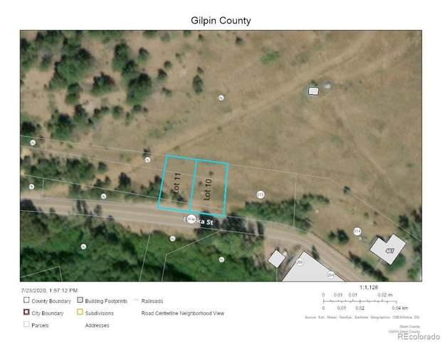 409 Eureka Street, Central City, CO 80427 (#3826606) :: Chateaux Realty Group