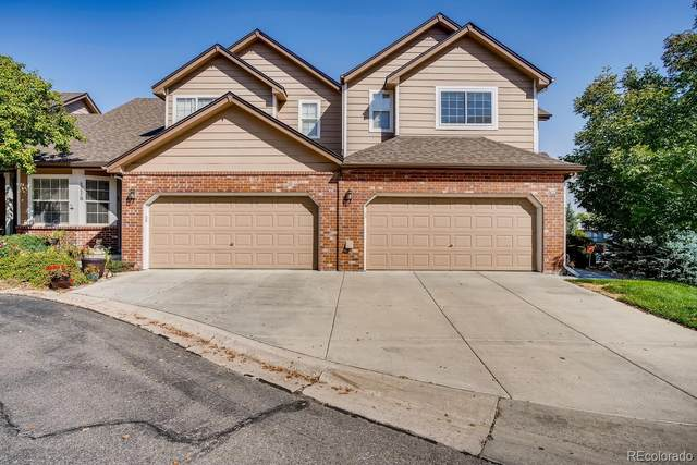 6805 S Webster Street A, Littleton, CO 80128 (#3826668) :: Relevate | Denver