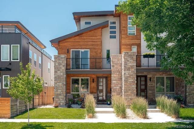 4559 Stuart Street, Denver, CO 80212 (#3826776) :: Kimberly Austin Properties